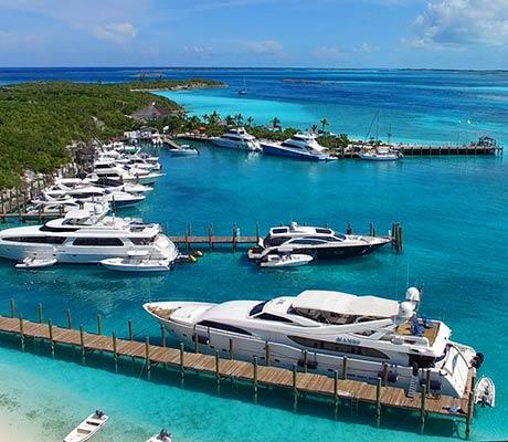 Exuma Cays Itinerary, Day 1 Highbourne Cay