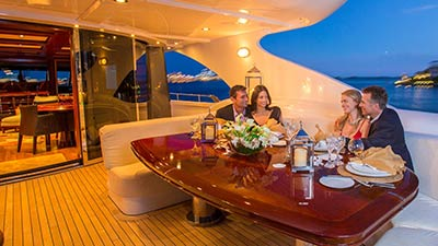 Bahamas yacht rental itineraries and prices