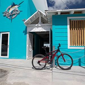 Big Johns in Bimini, Bahamas