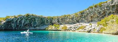 Bahamas Yacht Vacation: Long Island