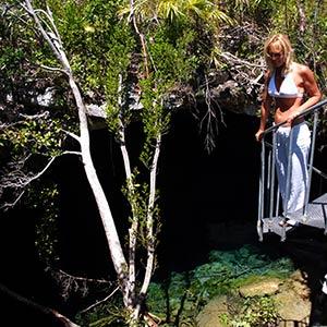 Lucayan National Park, Grand Bahama, Bahamas