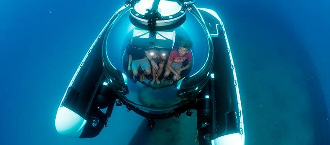 Mini submersible