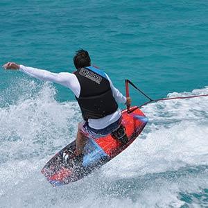 Towable wake-board