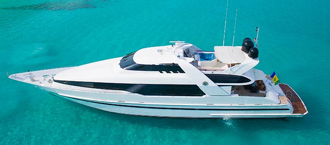 126 ft yacht