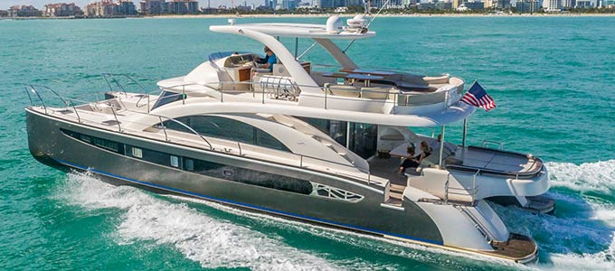 60 ft yacht