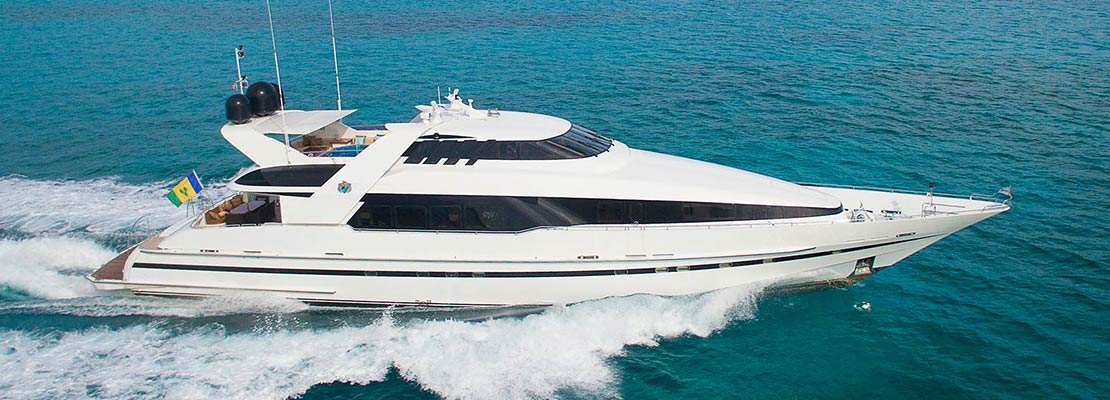Charter Yacht Impulsive
