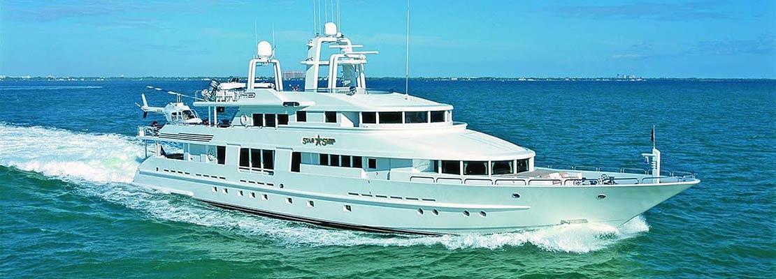 Charter Yacht Starship