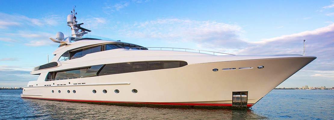Charter Yacht Usher