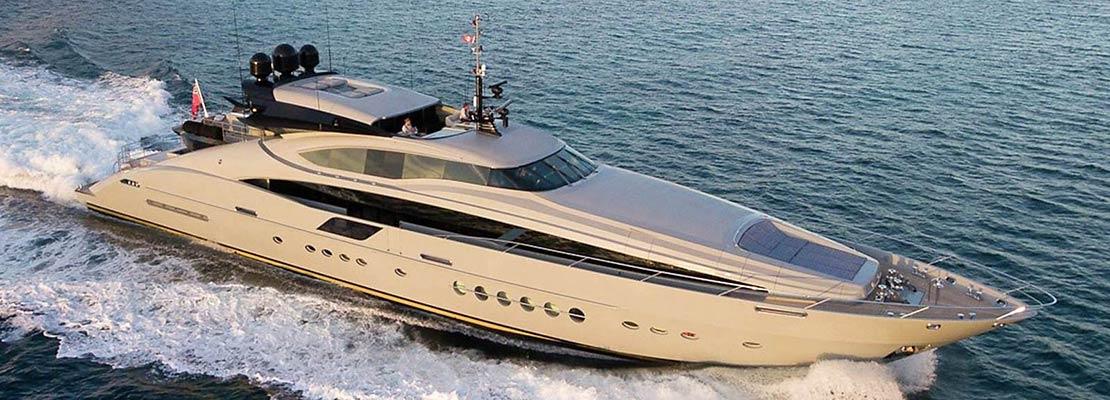 Charter Yacht Andiamo