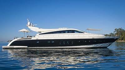 Motor Yacht Friday