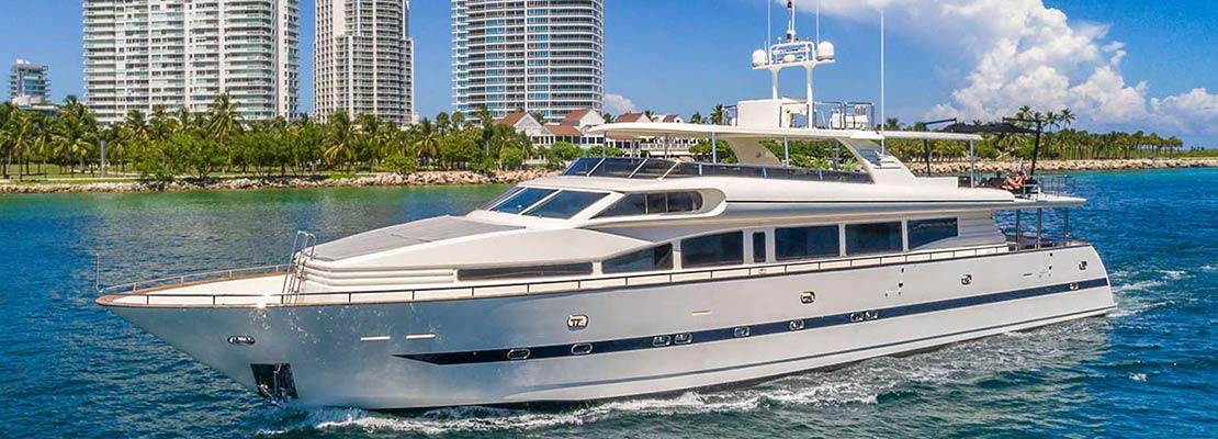 Charter Yacht Nirvana