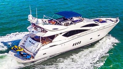 Motor Yacht Top Gun