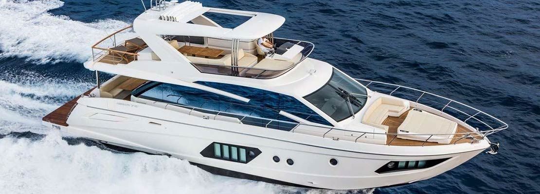 Charter Yacht Stay Cool