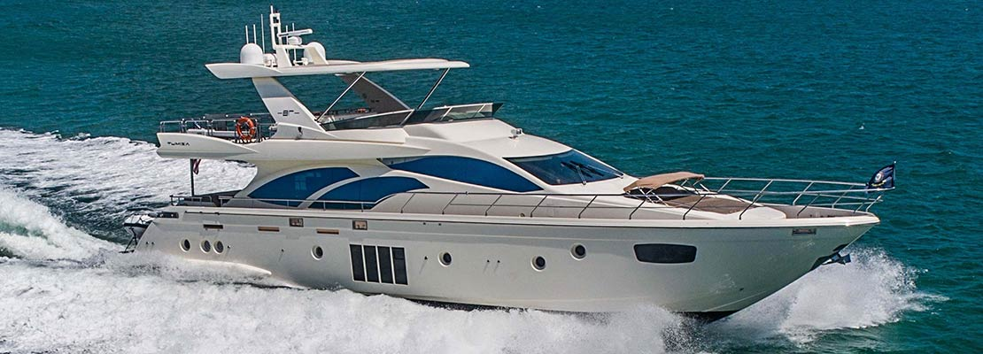 Charter Yacht Own The Night