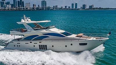 Motor Yacht Own The Night