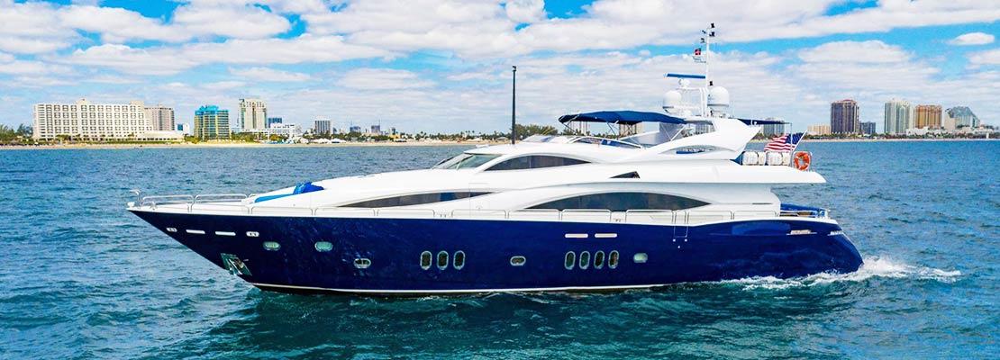 Charter Yacht Kefi