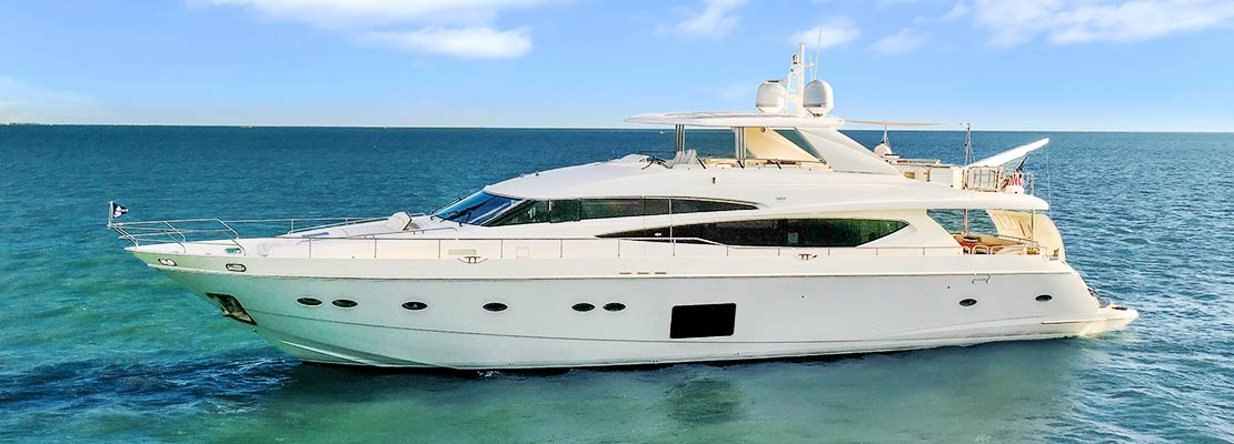 Charter Yacht Current $ea
