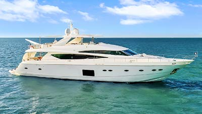 Motor Yacht Current $ea